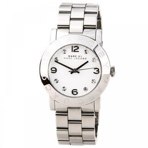 Marc jacobs silver Amy watch